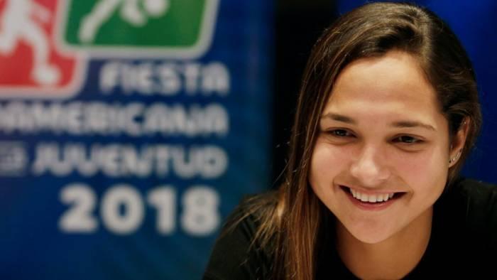 Conozca a la estrella venezolana embajadora del fútbol femenino en el Mundial de Rusia