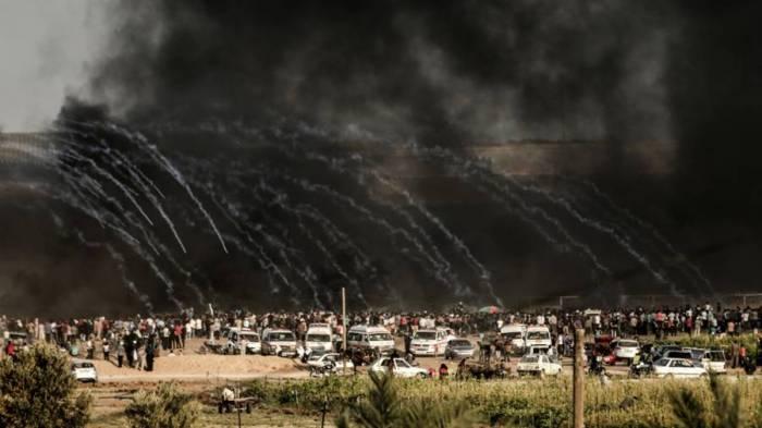 Israel launches heaviest strikes on Gaza since 2014 war