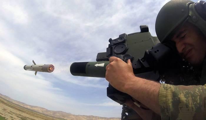 Azerbaijan's missile units conduct practical firing exercises - PHOTOS,VIDEO
