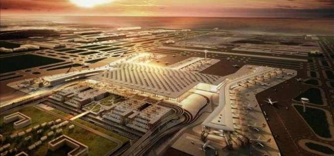 Turquie: le nouvel aéroport d