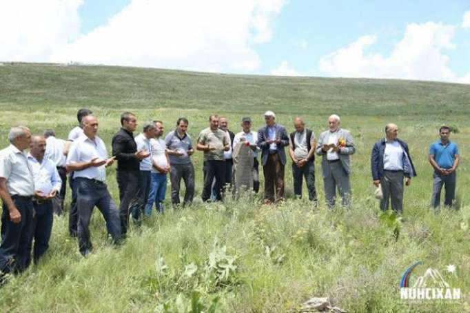 Over 11 thousand hectares of land liberated in Nakhchivan