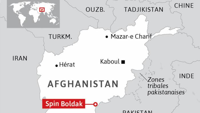 Afghanistan: 43 personnes kidnappés par les talibans
