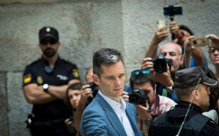 Espagne: le beau-frère du roi a 5 jours pour aller en prison