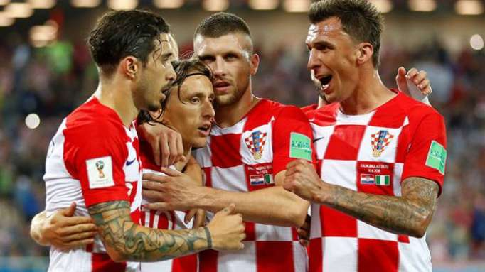 Croacia se lleva los tres puntos ante Nigeria en su debut en el Mundial de Rusia