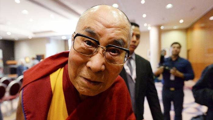 El Dalai Lama hace un llamamiento a Trump