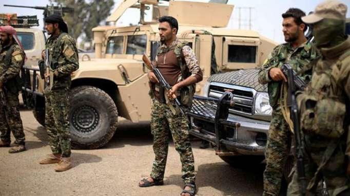 La coalición de EE.UU. ataca posiciones del Ejército sirio en Deir ez Zor