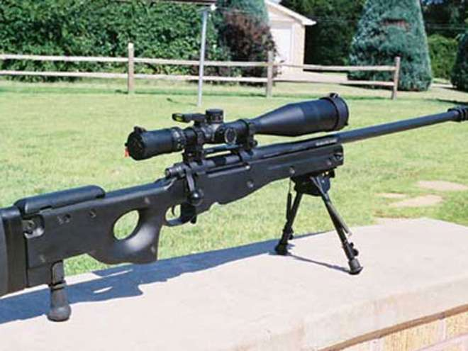 Azerbaijan's sniper rifles showcased at Eurosatory exhibition in Paris for first time