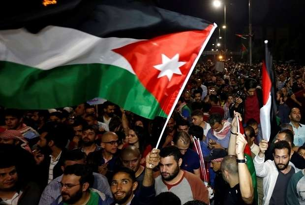 Jordanie: nouveau gouvernement après plusieurs jours de manifestations