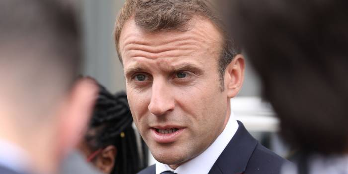 """Macron : """"L"""