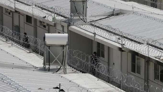 Kurz plant Aufnahmelager außerhalb der EU