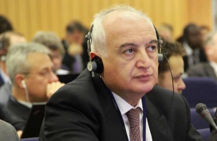 Qurbanov Dəniz Agentliyinin direktoru oldu