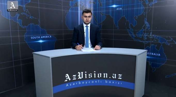 AzVision TV releases new edition of news in German for December 5 - VIDEO