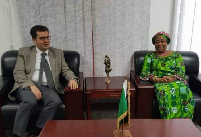 African Union is interested in overall developing cooperation with Azerbaijan