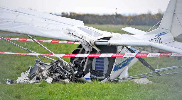 Two killed in light aircraft accident in Britain