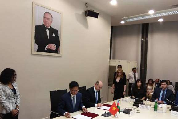 Azerbaijan and Vietnam sign protocol of Intergovernmental Commission meeting