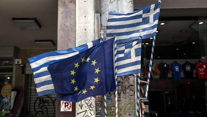 Ende der Griechenland-Krise wird eingeläutet