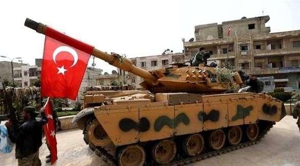 """أردوغان: تركيا """"ستحرر"""" الأراضي السورية"""
