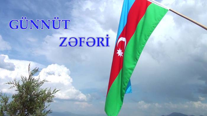Azerbaijani MoD releases video about liberation of Gunnut village -VİDEO