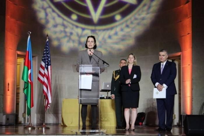 Centenary of Azerbaijan Democratic Republic solemnly marked in Washington, DC