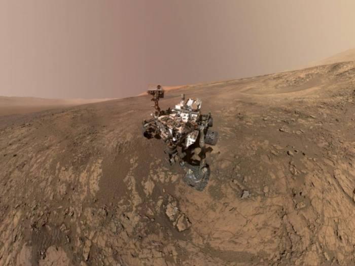 Mars: découverte de la plus complexe matière organique (étude)