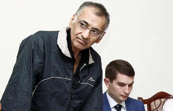 Armenians broke Dilgam Asgarov