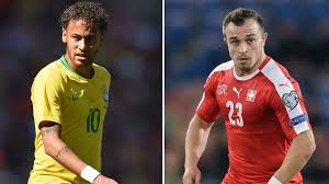 DÇ-2018: Braziliya İsveçrə ilə heç-heçə etdi - Yenilənib