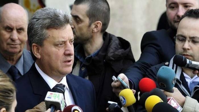 رئيس مقدونيا يرفض التوقيع على تغيير اسم بلاده