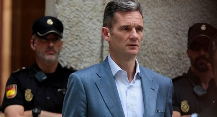 El cuñado del Rey de España ingresa en prisión tras su condena por corrupción
