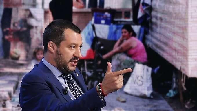 Italiens Innenminister deutet Ende der EU an