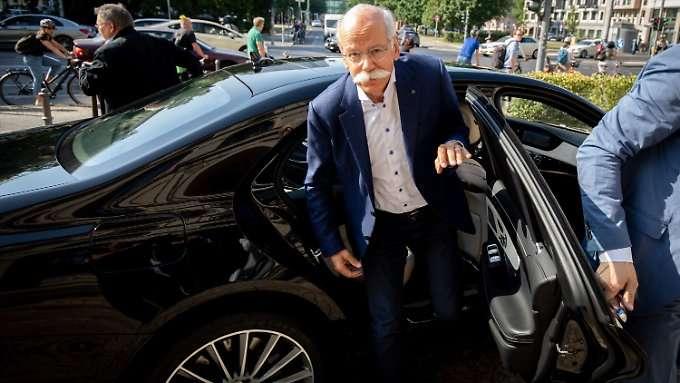 Daimler-Chef soll Klarheit schaffen