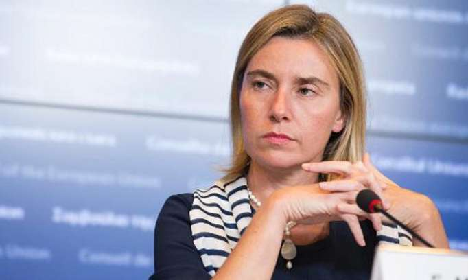 Mogherini: EU supports Minsk Group's mediation efforts for Karabakh settlement