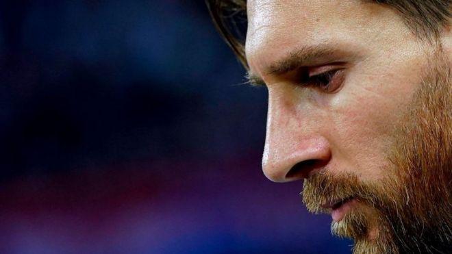 كأس العالم 2018: ما الذي أصاب ميسي؟