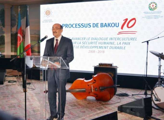 "10th anniversary of ""Baku process"" celebrated in Paris"