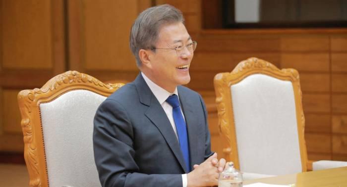 رئيس كوريا الجنوبية: العالم أفلت من خطر السلاح النووي
