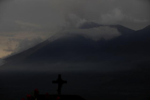 Guatemalans bury dead after volcano eruption; nearly 200 missing