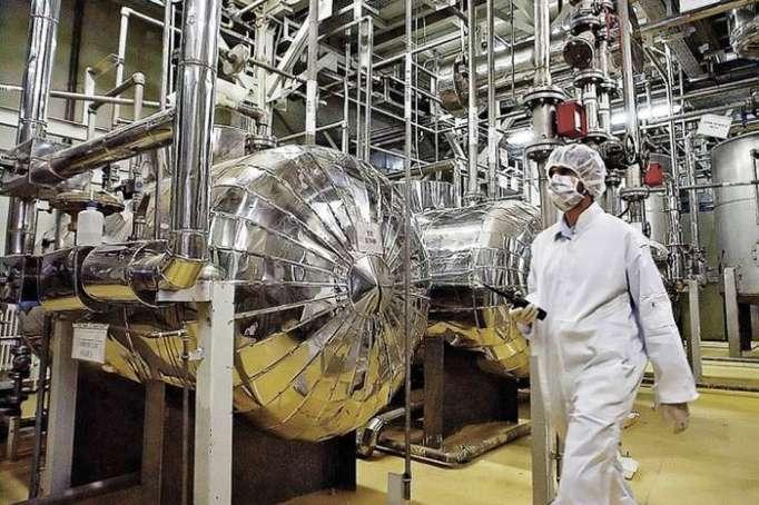 İran uranın zənginləşdirilməsinə başladı