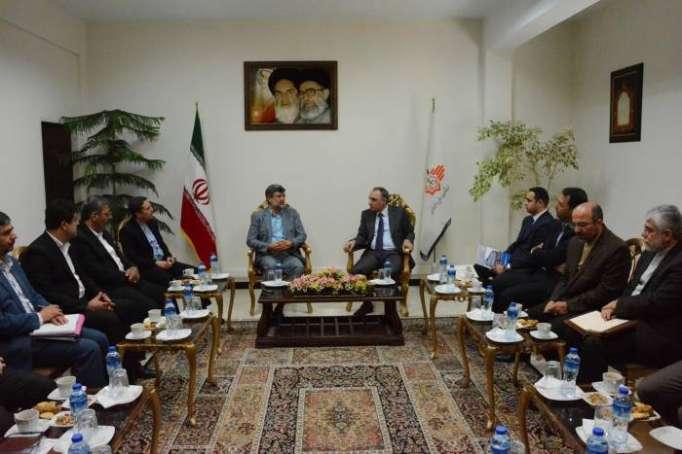 Azərbaycanla İran arasında memorandum imzalanıb