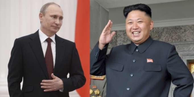 Putin ilk dəfə Kim Çen Inla görüşəcək
