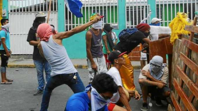 La OEA exige a Ortega elecciones anticipadas en Nicaragua