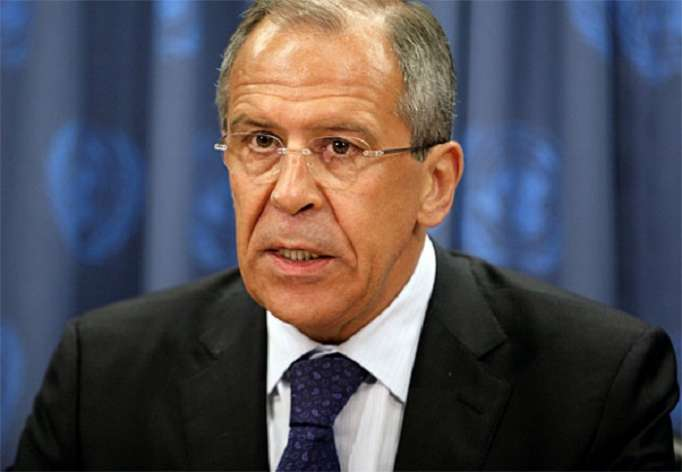 Russian FM talks unfulfilled UN resolutions on Karabakh conflict
