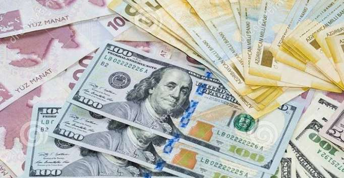 Azerbaijani currency rates for July 13