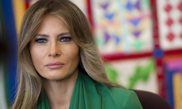 Melania Trump comments on tell-all book about FLOTUS