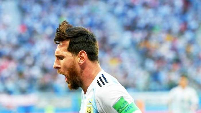 Descartan la participación de Messi en los próximos amistosos de Argentina