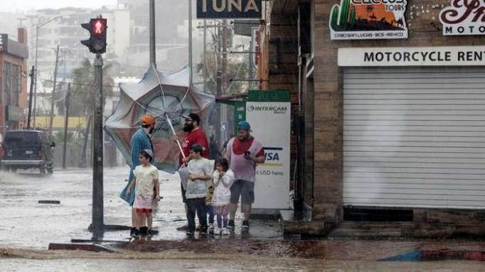 Las inusuales inundaciones en México se cobran las primeras víctimas