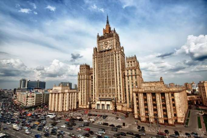 Russian Foreign Ministry reacts to Armenia