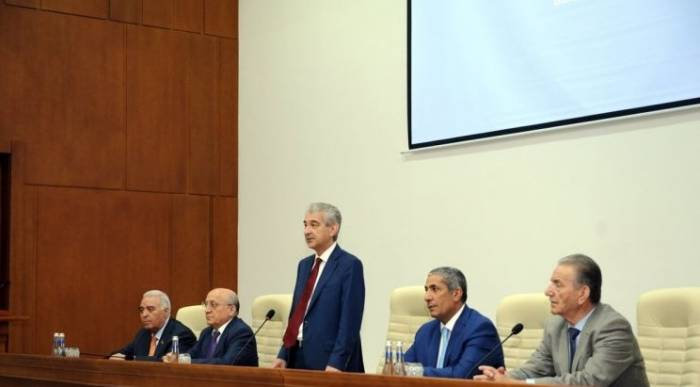 New Azerbaijan Party marks National Salvation Day