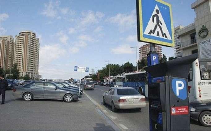 Yeni parklanma sistemi qurulacaq-