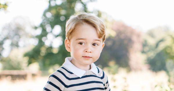 La photo du Prince George violemment épinglée