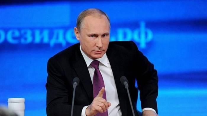 Putin canlı yayımda 79 suala cavab verdi