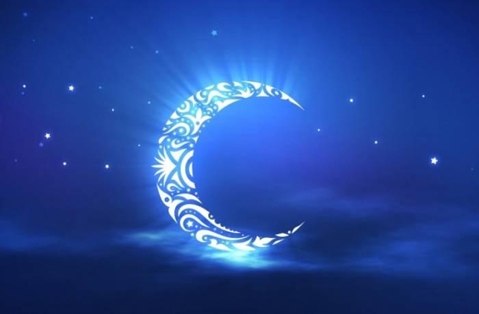 Ayın görünməsinin dəqiq vaxtı bilindi
